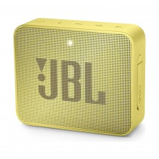 JBL GO 2 Portable Bluetooth Speaker - Yellow