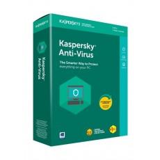 Kaspersky Anti Virus 2020 - 1+1 User
