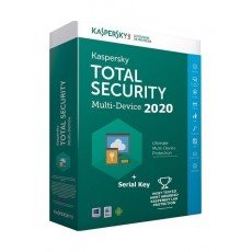 Kaspersky 1 Year Total Security 2020 - 4 Devices