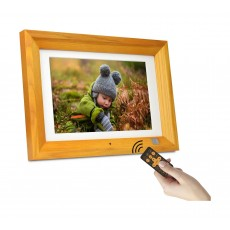 Kodak RDPF-802V 8-inches Touch Panel Digital Photo Frame - Burlywood