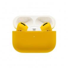 Switch Paint Apple Airpods Pro Wireless - Lamborghini Matte Yellow Price in Kuwait |