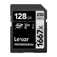 بطاقة ذاكرة ليكسر بروفاشينيل  1667إكس إس دي إكس سي UHS-II  128 جيجابايت -  LSD128CB1667