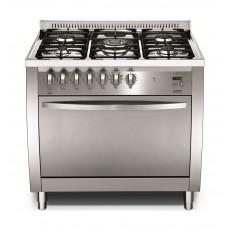 طباخ الغاز القائم من لوفرا ٩٠ x ٦٠ سم – ٥ عيون (CG96G2G/CI)