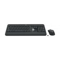 Logitech MK540 Wireless Keyboard and Mouse Combo (920-008693) - Black