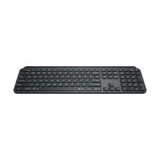 Logitech MX Keys Advanced Wireless Illuminated Keyboard - Graphite