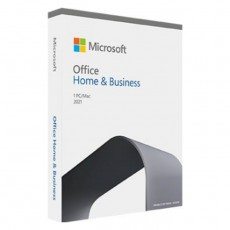 Microsoft Office Home & Business 2021 software Word, Excel, and PowerPoint