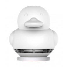Mipow BTL302W Smart Speaker Led Night Light Duck - Front View