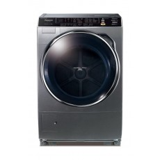 Panasonic 17/8 Kg 1400RPM Washer Dryer (NA-S178X1LAS) - Silver