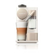 ماكينة صنع القهوة نيسبريسو لاتيسيما ون - ١٤٠٠ واط - أبيض حريري