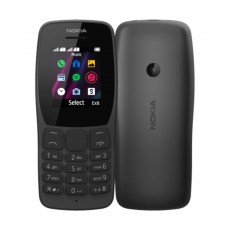 Nokia 110 Phone - Black