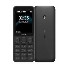 Nokia 125 TA-1253 4MB 2G Phone - Black