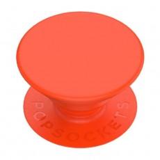 مقبض وحامل لاصق للهواتف الذكية والأجهزة اللوحية من بوب سوكيت(802458)  –  نيون برتقالي