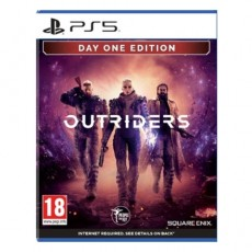 Outriders Day One Edition PS5 Game in Kuwait | Buy Online – Xcite
