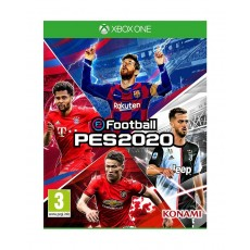 eFootball Pro Evolution Soccer 2020: Xbox One Game