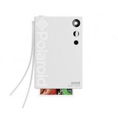 كاميرا و طابعة بولارويد مينت الفورية (POLSP02) - أبيض