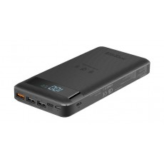 Promate Auratank 20,000mAh Quick Charge Power Bank - Black
