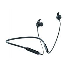 Promate Flow Sporty Secure-Fit Stereo Wireless Earphones - Black