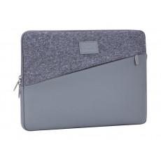 Rivacase 13.3 Sleeve for Ipad & Macbook (7903) - Grey