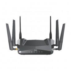 DLink Smart WiFi 6 Mesh Router (DIR-X5460)