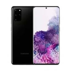 هاتف سامسونج جالاكسي إس20 بلس بسعة 128 جيجابايت - أسود