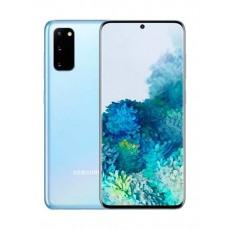 هاتف سامسونج جالاكسي إس20 بسعة 128 جيجابايت - أزرق