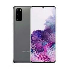 هاتف سامسونج جالاكسي إس20 بسعة 128 جيجابايت - رمادي