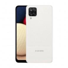 هاتف سامسونج جالكسي ايه 12 4 جي 128 جيجابايت - أبيض