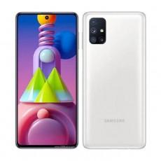 هاتف سامسونج جالكسي إم 51 بسعة 128 جيجابايت - أبيض