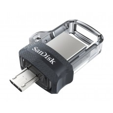 Sandisk 16GB M3.0 Dual USB Drive for Android Devices & Computer - (DD3-016-G46) 1st vIew