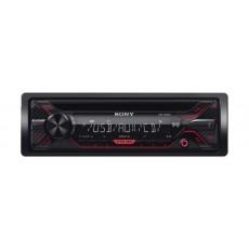 Sony USB SD CD In Car Receiver (CDX-G1200U) - Black