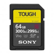 Buy Sony 64GB SF-G Tough Series UHS-II SDXC Memory Card in Kuwait | Buy Online – Xcite