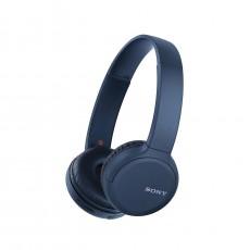 سماعة رأس لاسلكية من سوني (WH-CH510) - أزرق