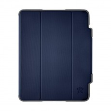 غطاء الحماية إس تي إم بلاس دوو لآيباد برو فوليو -11 بوصة –أزرق منصف الليل