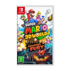 Super Mario 3D World + Bowser's Fury Game - Nintendo Switch