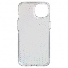Tech21 Evo Sparkle Case apple iphone 13 color dots white buy in xcite kuwait