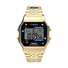 Timex T80 X Pac-Man Digital  Unisex Watch- (TW2U32000)