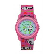 Timex 28mm Kids Unisex Analog Fashion Textile Strap Watch - (TW7C77100)