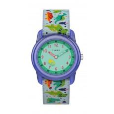 Timex 28mm Kids Unisex Analog Fashion Textile Strap Watch - (TW7C77300)