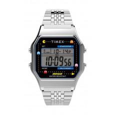 Timex T80 X Pac-Man Digital  Unisex Watch- (TW2U31900)