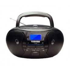 Toshiba TY-CRU20 3W CD Player/Radio - Black