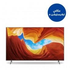 تلفزيون سوني 55 بوصة بنظام اندرويد 4K ال اي دي - (KD-55X9000H)