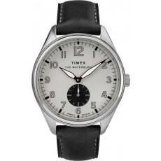ساعة تايمكس ووتر بيري رجالية سوار جلدي ٤٢ ملم (TW2R88900)