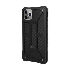 UAG iPhone 11 Pro Monacrch Back Case - Carbonfiber