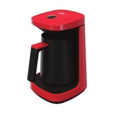 Beko Monus 500-600W Turkish Coffee Machine - Red (TKM2940K)
