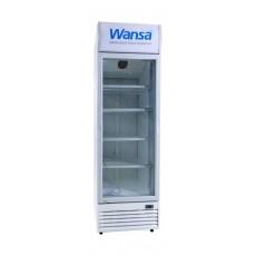 ثلاجة بباب شفاف ونسا ١٥ قدم – أبيض (WUSC-430-NFWT)