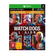 Watch Dogs Legion: Gold Edition - Xbox One Game in Kuwait   Buy Online – Xcite