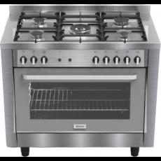 Wansa 90x60CM 5 Burner Gas Cooker (WCI10502324XA) - Stainless Steel