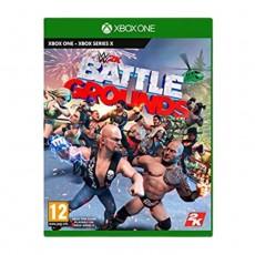 WWE 2K Battlegrounds Xbox One Game in Kuwait   Buy Online – Xcite