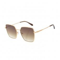 نظارة تشيلي بينز مربعة -  ذهبي - OCMT3014