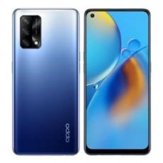 هاتف أوبو ايه 74 بسعة 128 جيجابايت - أزرق
